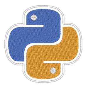 python_white